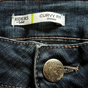 cc04dc94 Riders by Lee Jeans - Cool Riders by Lee curvy fit midrise skinny jeans